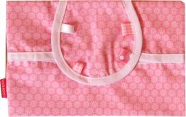 Billendoekjeszakje Roze Madeliefjes