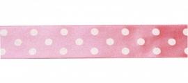 Stipjes Roze 25 mm