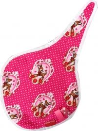 Speendoekje Roze Hertje