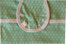 Billendoekjeszakje Mintgroene Madeliefjes