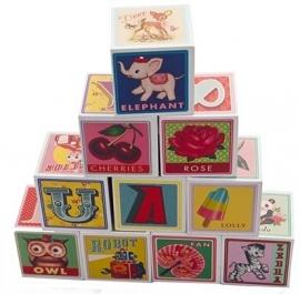 Wu & Wu Blokken alfabet