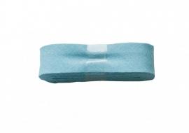 Biaisband Aquablauw