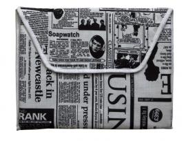 Verschoonmatje Krant