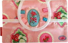 Billendoekjeszakje Roze Ornamentjes