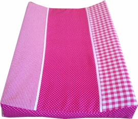 Aankleedkussenhoes Roze