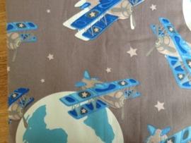 Wiegdeken Vliegtuigen