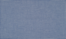 Ruitjes 2mm Donkerblauw