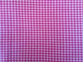 Wiegdeken Roze Ruitje