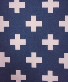Boxkleed/ Speelkleed: Plus Donkerblauw
