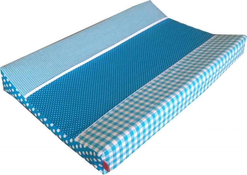 Aankleedkussenhoes Blauw