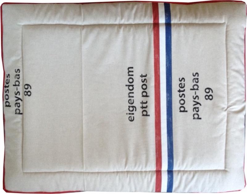 Boxkleed/ Speelkleed Postzak Simpel