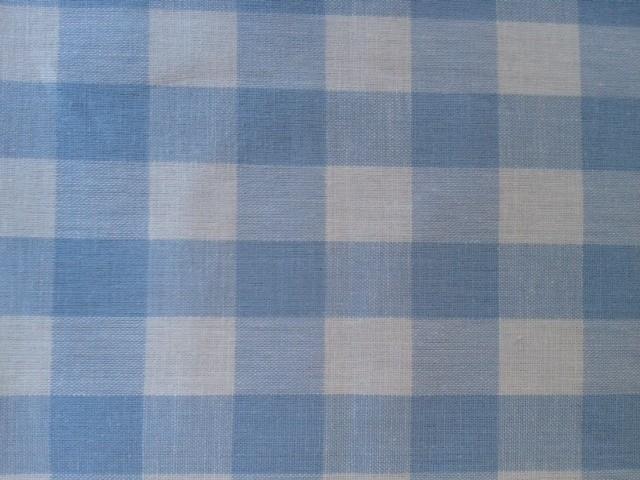Tafelkleed Lichtblauwe Ruitjes 2 cm