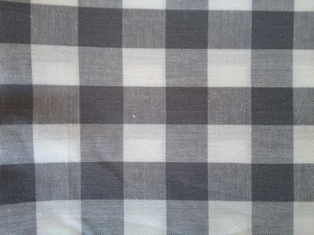 Tafelkleed Grijze Ruitjes 2 cm