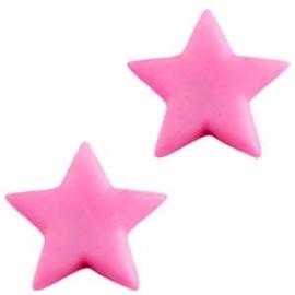 Ster roze (10 stuks)