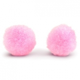 Light pink, 8 mm