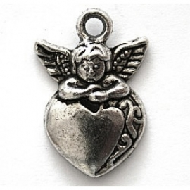 Hanger engel met hart