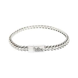 Biba armband zilverkleurig 51607