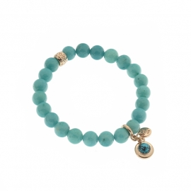Biba Jade armband 8 mm