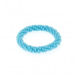 Biba armband blauw