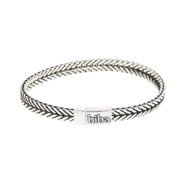 Biba armband zilverkleurig 51609