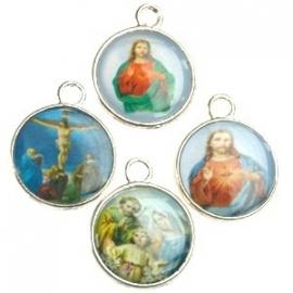 Heiligen hangers 2 zijdig