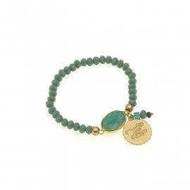 Biba armband groen