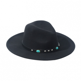 BOHO hoed zwart