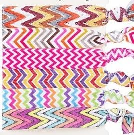 Ibiza elastische bandjes (6 stuks)