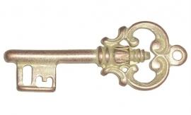 Champagne hanger sleutel