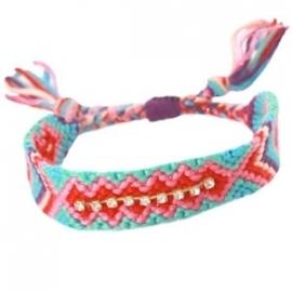 Beach armband met strass
