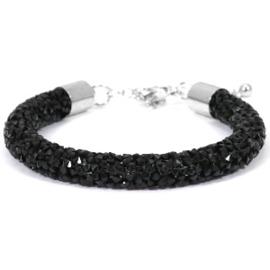 Chrystal diamond armband