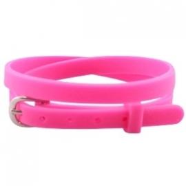 Chill Armband fuchsia roze