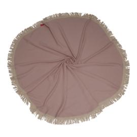 Resort roundie powder pink