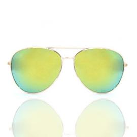 Zonnenbril goud