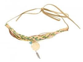 Upper bracelet gevlochten