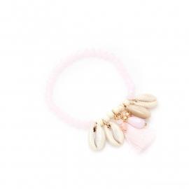 Biba armband roze
