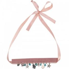 Upper bracelet pink