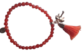 Biba armband met palmboom