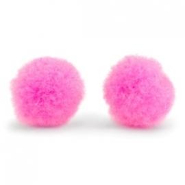 Neon pink, 8 mm