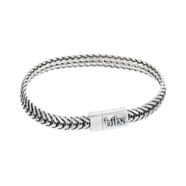 Biba armband zilverkleurig 51605