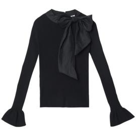 Top Bow Tie, zwart
