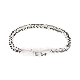 Biba armband zilverkleurig 51606