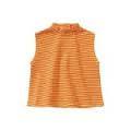 26471 mouwloos shirt voor 56cm pop ( Freddy, Gena, Betty)