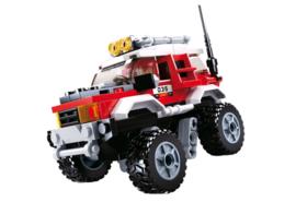 SLUBAN OFFROAD AUTO ROOD M38-B0663B