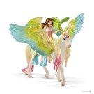 70566 Surah met glitter Pegasus