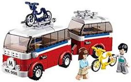 Sluban Camper Caravan B0566