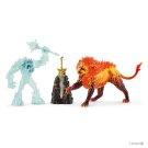 42455 Superwapen, Frostmonster,Fire Lion