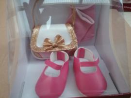 Set, schoenen, sokken, tas 3402997