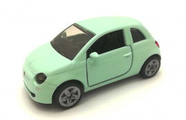 Fiat 500 (ROOD!!!) SK1453