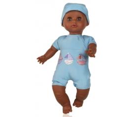 Baby Bubbles donker jongen, 34cm. PR71530